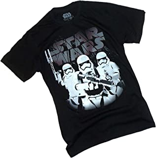 Star Wars Ep VIII: The Last Jedi - First Order Troopers Adult T-Shirt