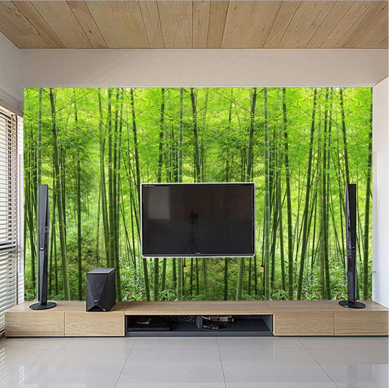 Tienda 2018 Papel pintadoimpermeable personalizadoEtiqueta parojo Pintura Bambú Bambú Bambú Bosque Murales Papel tapiz fotográfico 3D para sa estar Dormitorio-200X140CM  Mercancía de alta calidad y servicio conveniente y honesto.