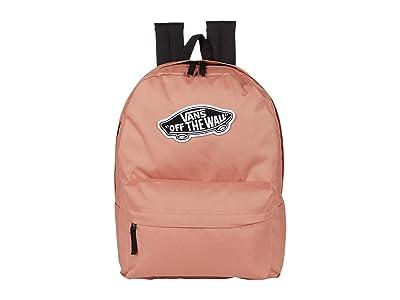 Vans Realm Backpack (Rose Dawn) Backpack Bags