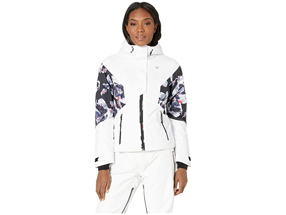 Obermeyer Serendipity Jacket (White) Women