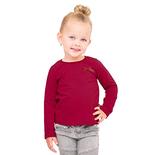 a76a0d569 Baby and Toddler Long Sleeve Shirts with Cherries  Amazon.com