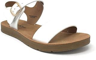 SODA Women's Strappy Flat Sandals