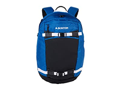 Burton Day Hiker Pack 28L (Classic Blue Ripstop) Day Pack Bags