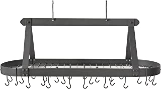 pot hangers for kitchen wall