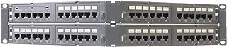Commscope 360-IPR-1100A-E-GS3-2U-48 760151753 48-Port GigaSPEED Cat6 Patch Panel