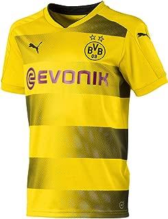 PUMA Unisex Borussia Dortmund Kids Home Replica Shirt 751681-P