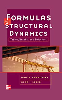 Formulas for Structural Dynamics: Tables, Graphs and Solutions (McGraw-Hill Handbooks)