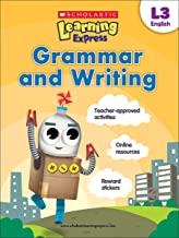 Learning Express - Grammar and Writing (Level - 3) (Scholastic Learning Express)