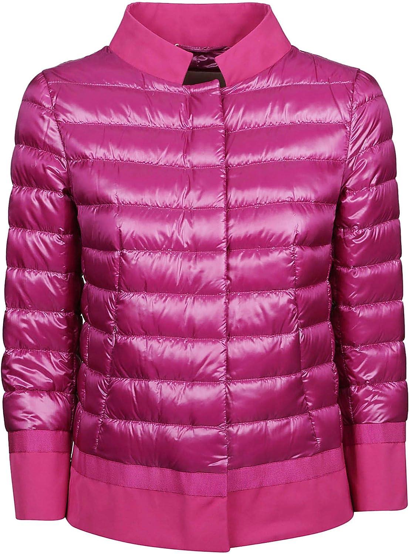 HERNO Women's PI0925D120174992 Fuchsia Polyamide Down Jacket