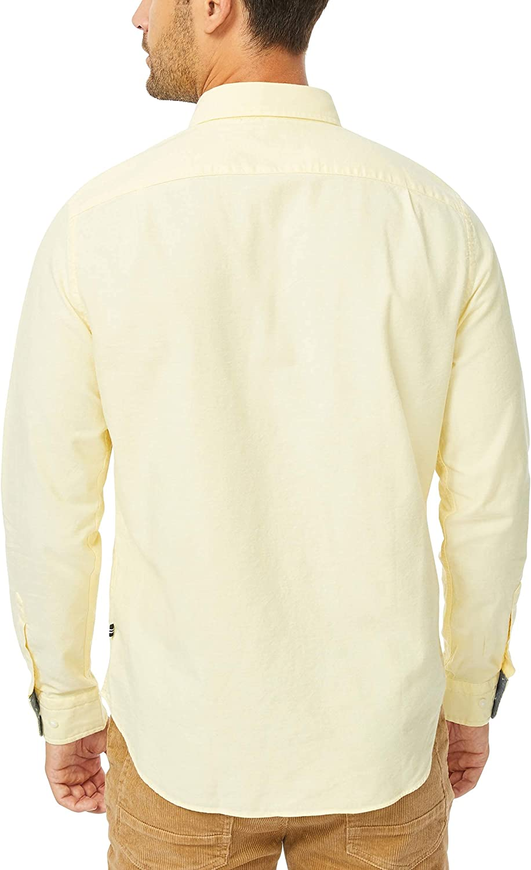 Ranking TOP14 Nautica Men's Long Elegant Sleeve Shirt Button Down Oxford