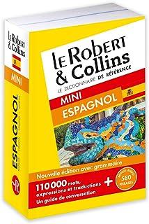 Dictionnaire Le Robert & Collins Espagnol