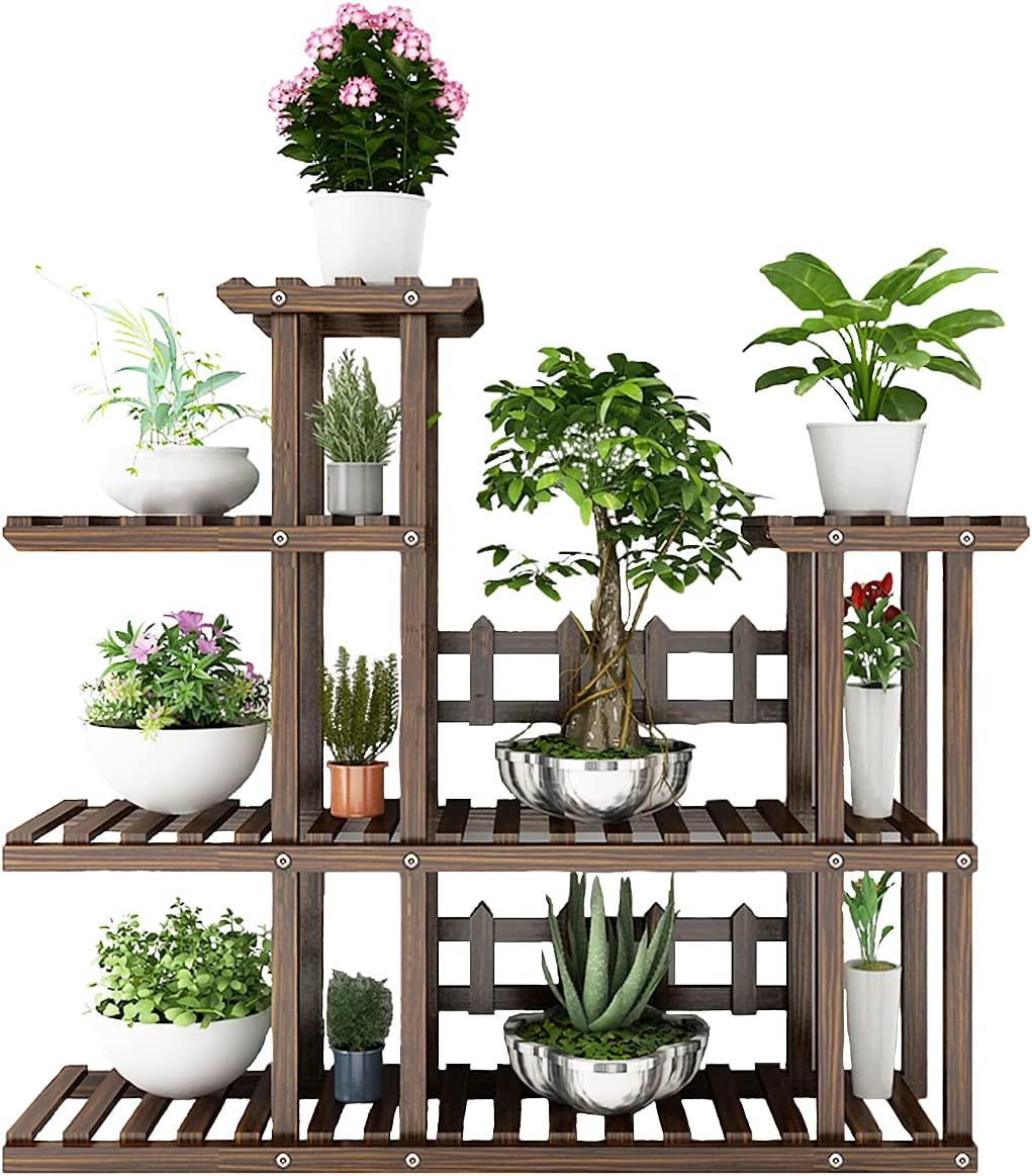 FancoYard Plant Shelf Popular shop is the lowest price challenge 5 Mesa Mall Outdoor Flower Stand Tiers