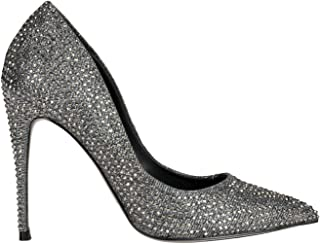 Luxury Fashion | Steve Madden Womens MCGLCAT000006036I Silver Pumps | Season Outlet