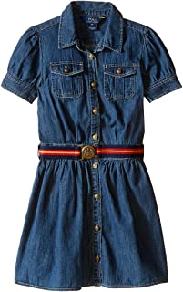 quincy shirt dress