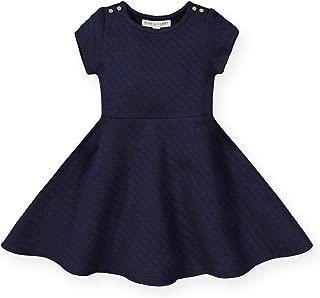 Girls' Matelasse Dress