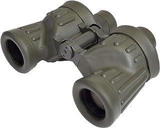 SAFARI 双眼鏡 ポロプリズム 8倍30mm口径 ミリタリー 100/100レティクル 日本製 327MR 8X30 B126