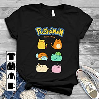 pushemon t shirt