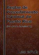 Best reglas procedimiento criminal Reviews