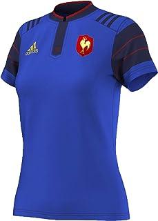 45f2ef1a860 FFR H JSY W MAR - Maillot Rugby FFR Femme Adidas