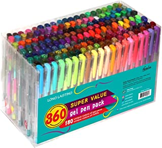 jewelescent gel pens 144