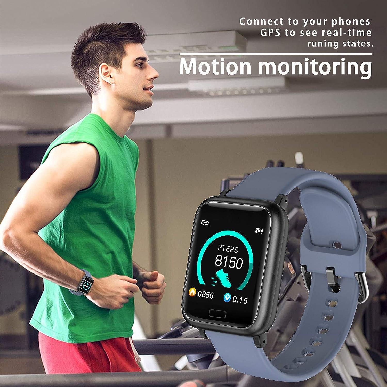 miniature 20 - Smart Watch Fitness Tracker BP fréquence cardiaque étape Calorie Sommeil Moniteur Étanche
