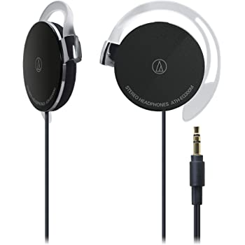 audio-technica イヤフィットヘッドホン 耳掛け ブラック ATH-EQ300M BK