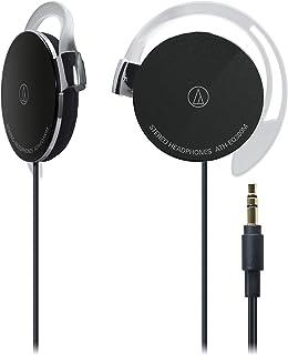 Audio Technica ATH-EQ300M BK Black   Ear-Fit Headphones (Japan Import)