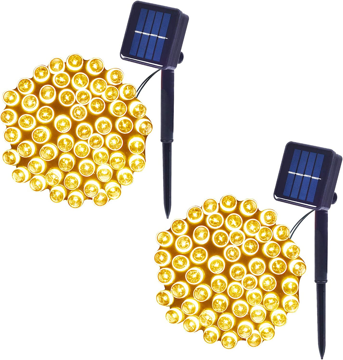 shipfree Beauty products Solar String Lights Waterproof In Outdoor Holiday