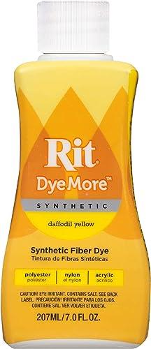 Rit DyeMore Liquid Dye, Daffodil Yellow