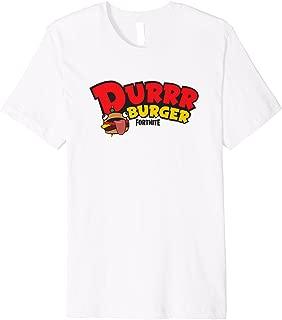 Durrr Burger T-Shirt