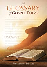 Teachings and Commandments, Book 2 - A Glossary of Gospel Terms: Restoration Edition Paperback, A5 (5.8 x 8.3 in) Medium Print (Tcgt-Pb-M-01)