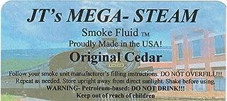 JT'S Mega-Steam Cedar Smoke Fluid