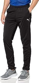 Puma Men's LIGA Training Pants Sweatpants, Black White, 3XL