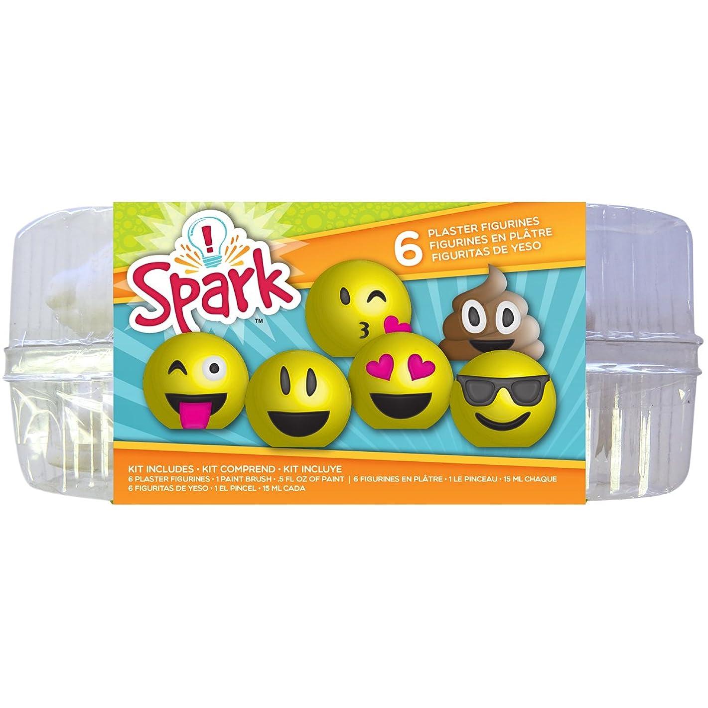 Colorbok Spark Value Pack Emoji Plaster Kit