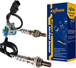 2pcs Heated Upstream and Downstream O2 Oxygen Sensor 234-4331 and 234-4294 Sensor 1 and Sensor 2 Replacement for Chevrolet Colorado 2.9L 3.7L 2007-2012