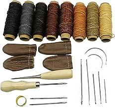 thread for waxed canvas