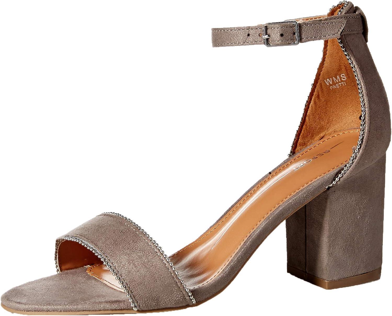 Report Womens Pretti Heeled Sandal