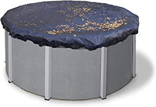 Solar Inflatable Pool Cover,Round Swimming Pool Cover For Above Ground In-Ground And Above-Ground Swimming Pools,141.73 X ...