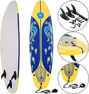 beach surfing board