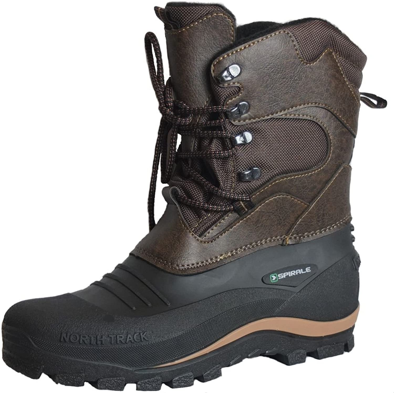 4ba06cc1d2f Berndt Boots Brown, Unisex, Rubber Waterproof Foot, Lace up, Snow ...