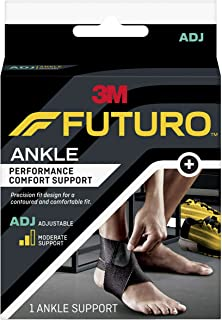 Futuro Precision Fit Ankle Support Adjustable 01037EN, 3.8 x 1.5 Inch