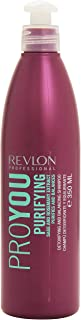Revlon Proyou Purifying Detoxifying&Balancing Shampoo Champú - 350 ml