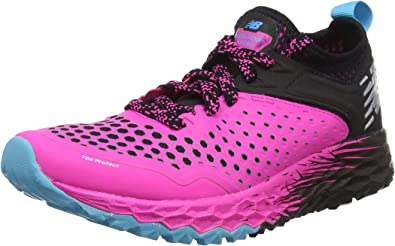 New Balance Fresh Foam Hierro, Chaussures de Trail Femme, Rose ...