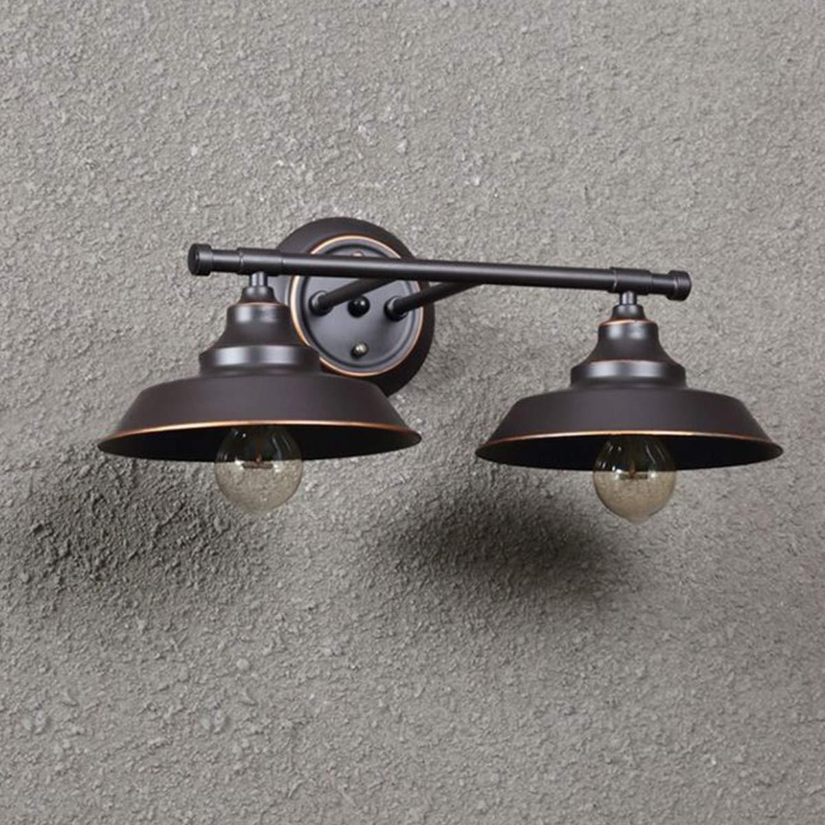 Wandlampe Vintage Wandleuchte E200 20 flammig Badezimmer Lampe ...