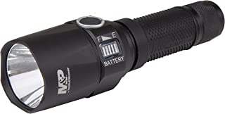 SMITH & WESSON M&P Night Terror Compact 3,230 Lumen Flashlight with 5 Modes, Waterproof Construction and Memory Retention for Survival, Hunting and Outdoor