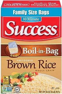 Success Rice Boil In Bag Brown Rice, 32OZ, 32 oz