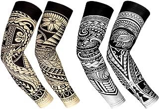 Best elbow sleeve tattoo designs Reviews