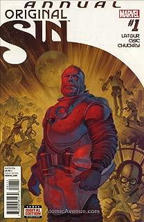 Original Sin (Marvel) Annual #1 VF/NM ; Marvel comic book