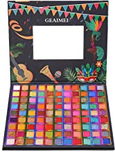 Oogschaduw Palet 99 Kleuren Make-up Palette Set Langdurige Poeder Oogschaduw Glitter Professionele Oogschaduw Poeder Natuu...