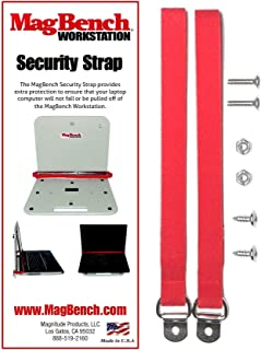 MagBench Workstations MBSS Security Strap Kit